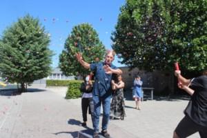 Feestelijke afsluiting schooljaar in Pallieter