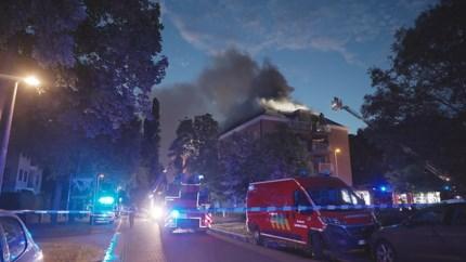 Man aangehouden voor brandstichting in appartementsblok in Sint-Truiden