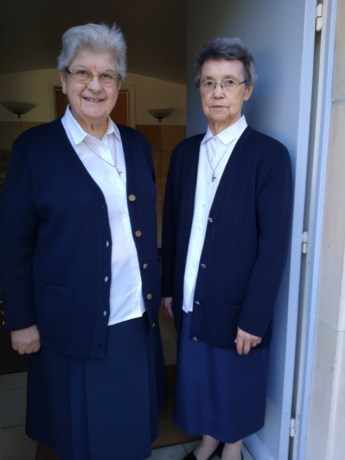 Zusters van het Lyceum verlaten Genk na 65 jaar