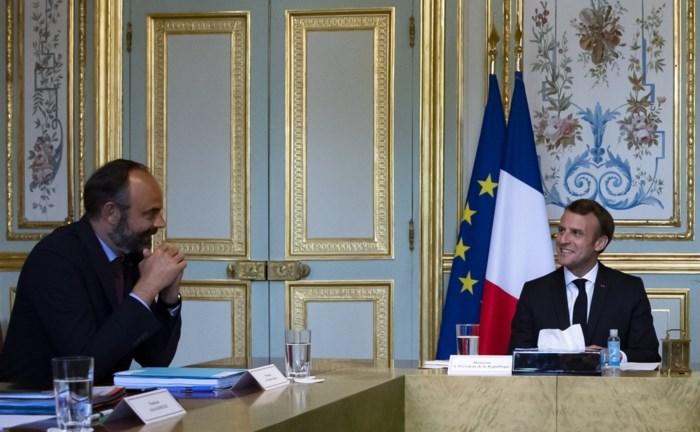 Macron wil Franse regering herschikken
