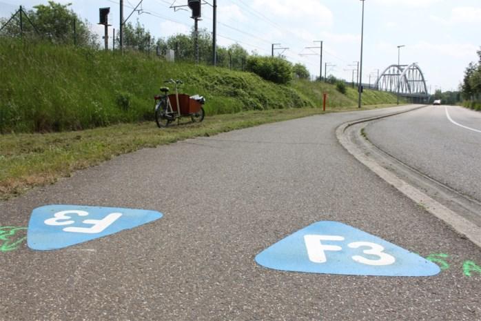Half miljoen euro voor 1,8 kilometer fietssnelweg naar luchthaven Zaventem