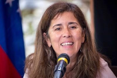Ambassadrice Europese Unie mag toch in Venezuela blijven