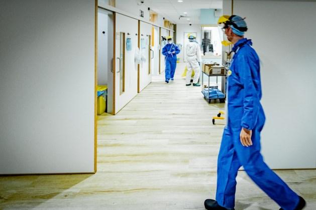 Voor het eerst minder dan 200 covid-19-patiënten opgenomen in ziekenhuis