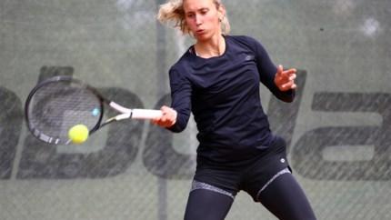 Elise Mertens stoomt zich klaar voor US Open