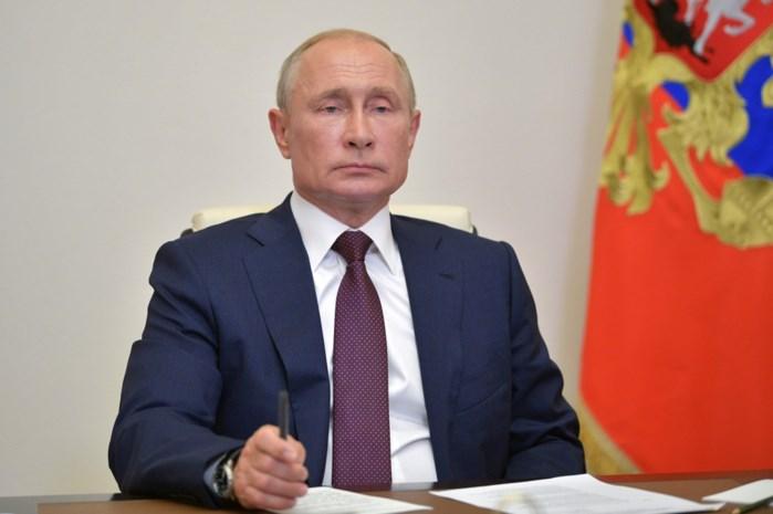 Officieel: Poetin tekent grondwetswijziging die hem toelaat tot 2036 president te blijven
