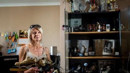 Marleen Renders, het 2pk'tje met de porschemotor: