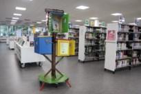 De bibliotheek plant een voorleesboom