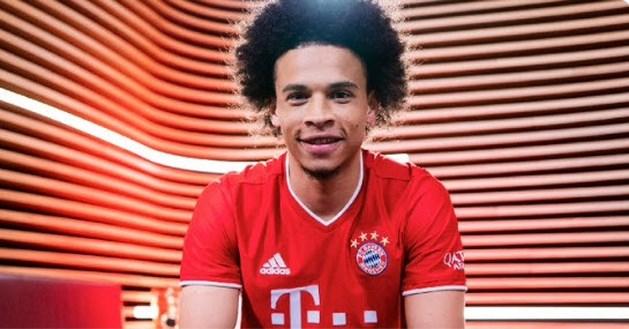 Was ein geiler Kicker! Leroy Sané tekent voor vijf seizoenen bij Bayern