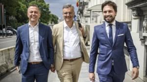 'Drie koningen' doen verder na overleg, Coens trekt aan langste eind