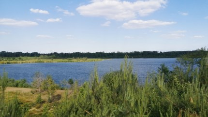 WANDELEN. Zoeken naar afkoeling langs de Bosbeek in Opoeteren