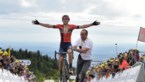Op bezoek bij Dylan Teuns in de Alpen: