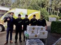 800 melkbrikjes voor Ter Heide