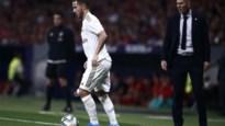 """Geen Hazard in selectie Real Madrid: """"Ik hoop dat hij einde seizoen haalt"""""""