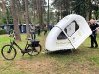 Nationaal Park zoekt testers voor fietscaravan
