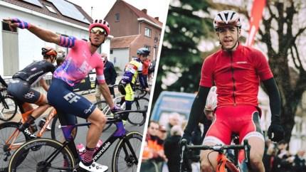 """Aangeslagen collega's eren overleden renner: """"Het moest een geweldig leuke dag worden"""""""