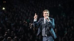 Niels Destadsbader stelt concerten in Sportpaleis uit