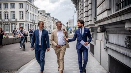 Brengt overleg aan zee raad? 'Drie koningen' praten met Conner Rousseau over regering
