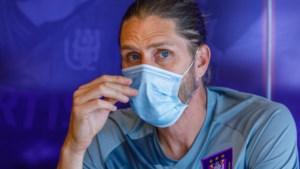 """Frutos voor het eerst over zijn nieuwe job: """"Op Anderlecht wordt nu echt over voetbal gepraat"""""""
