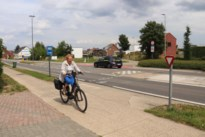 Gruitroderkiezel wordt verkeersveiliger voor fietsers