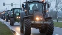 Nederlandse boeren blokkeren Albert Heijn in Zaandam voor meer eerlijke prijzen