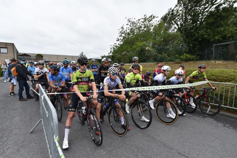 20-jarige renner komt om het leven na valpartij in oefenkoers in Wortegem-Petegem