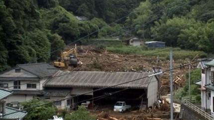 Ravage in Japan: noodweer zorgt voor meedogenloze modderstroom