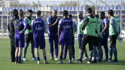 Anderlecht verliest eerste oefenpot tegen Sporting Charleroi