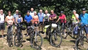 KWB'ers zijn weer op pad met de fiets