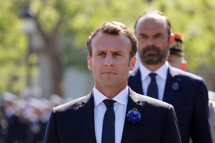Nieuwe Franse regering maandag in het zadel