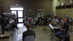 Harmonie Hoop in de Toekomst houdt veilige heropstart repetities