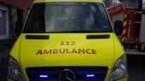 Bromfietser gewond bij ongeval in Diest
