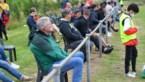 Oefenduel voor 300 fans in tuinstoel
