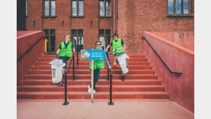 Ploggers brengen propere straten in kaart via app
