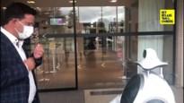 Gemeentehuis Heusden-Zolder heeft nieuwe onthaalcollega Cruzr