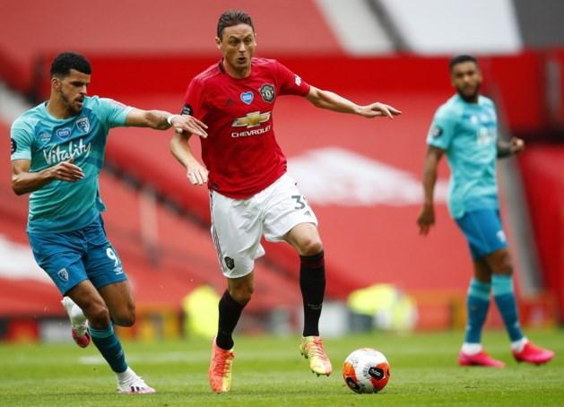 Nemanja Matic verlengt contract bij Manchester United tot 2023