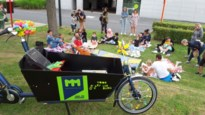 Literaire picknick in het park