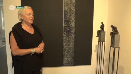Beeldhouwster uit As krijgt op haar 73ste prestigieuze expo bij Herman van Veen