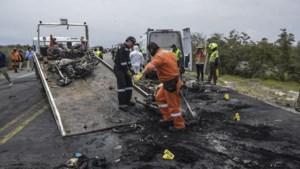Zeker zeven doden en bijna 50 gewonden na ontploffing tankwagen in Colombia