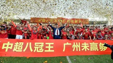 """Voetballers in China moeten het twee maanden zonder hun familie doen: """"We moeten ze helpen"""""""