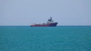 Schip met aan boord 276 vluchtelingen tegengehouden door Turkse autoriteiten