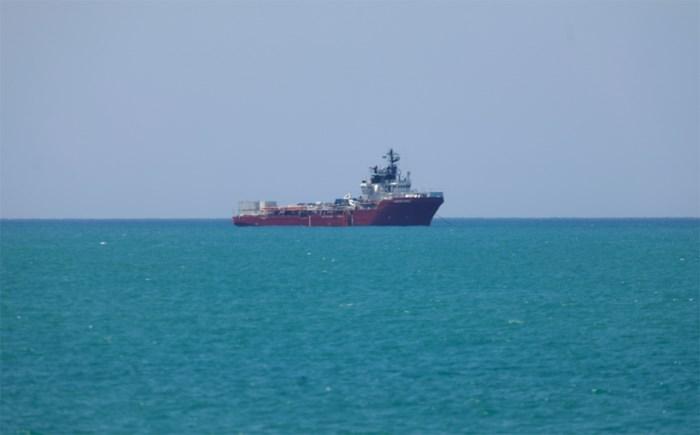 Ocean Viking meert aan in Sicilië met 180 migranten aan boord