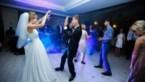 Dansen op trouwfeest mag toch nog niet