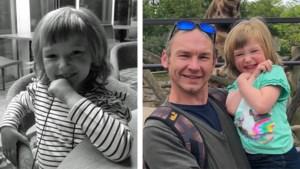 Grote zoekactie naar verwarde man die zich met 5-jarig meisje verschuilt in een bos