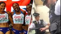 """Atlete en zoontje worden uit auto gesleurd door politie: """"Omdat we zwart zijn"""""""