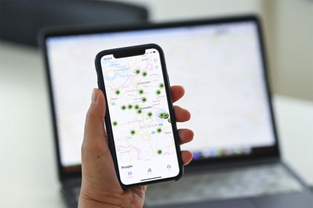 Contact tracing app tegen september klaar, maar volledig vrijwillig