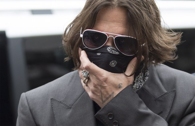 "Johnny Depp ontkent dat hij ""monster"" is"
