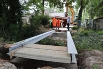 Nieuwe toegang naar begraafplaats
