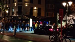 Chaos in uitgaansbuurt Knokke, politie moet bijstand vragen