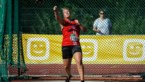 Vanessa Sterckendries verbetert eigen Belgisch record hamerslingeren