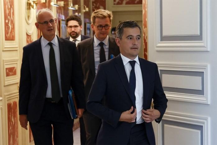 """Nieuwe Franse minister van Binnenlandse Zaken noemt politieke islam """"dodelijke vijand"""""""